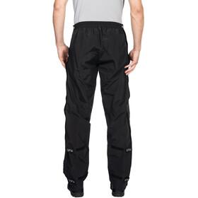VAUDE Yaras II Rain zip Pants Men black